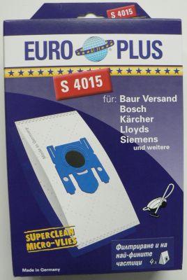 Торби за прахосмукачки BOSCH (Europlus  S 4015)